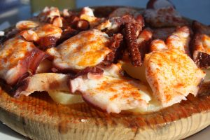 Picture of Pulpo a la Gallega