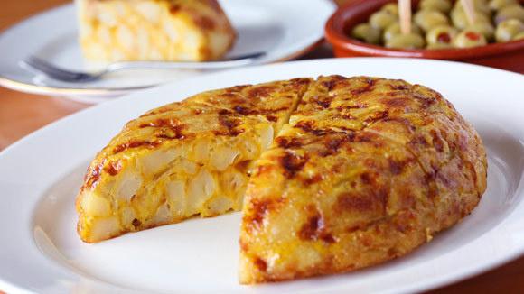 Tortilla Espanola Picture
