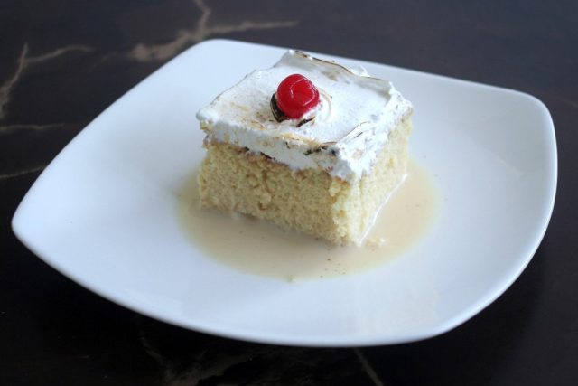 Tres Leches Cake Images