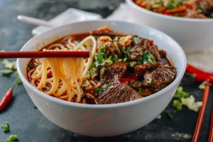 Picture of Beef Noodle Soup