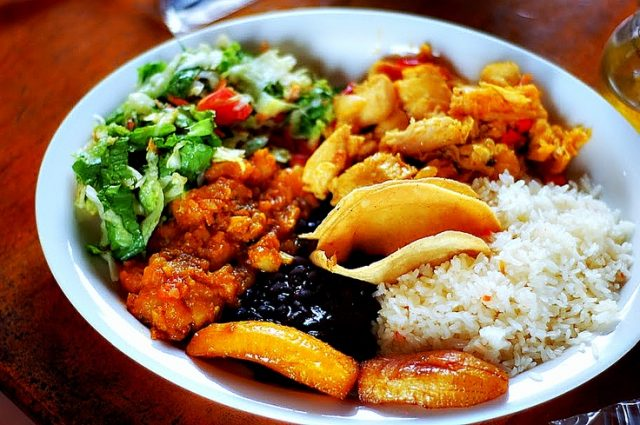 Costa Rican Food Pictures