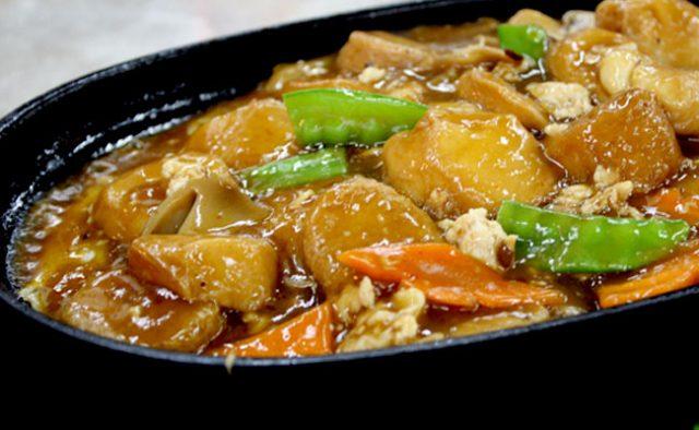 Hotplate Tofu Image