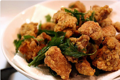 Taiwanese Salt and Pepper Chicken Picture