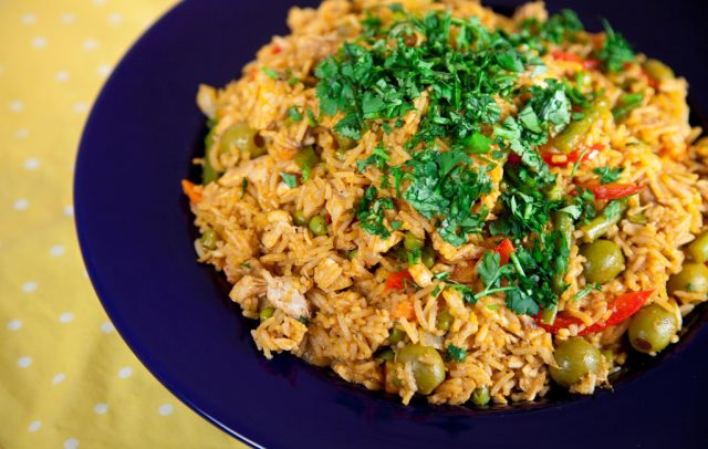 Traditional Costa Rican Food Images