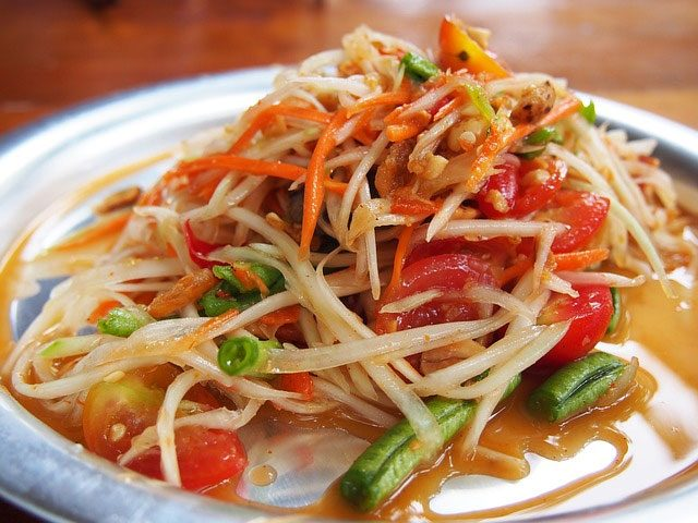 Bok L'hong Famous Cambodian Food Photo
