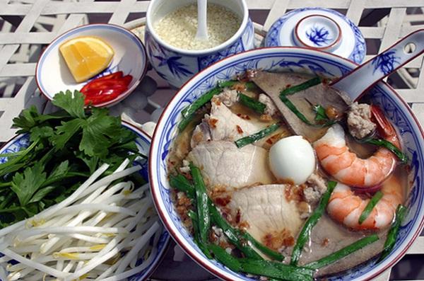 Kuy Teav Cambodian Street Food Image