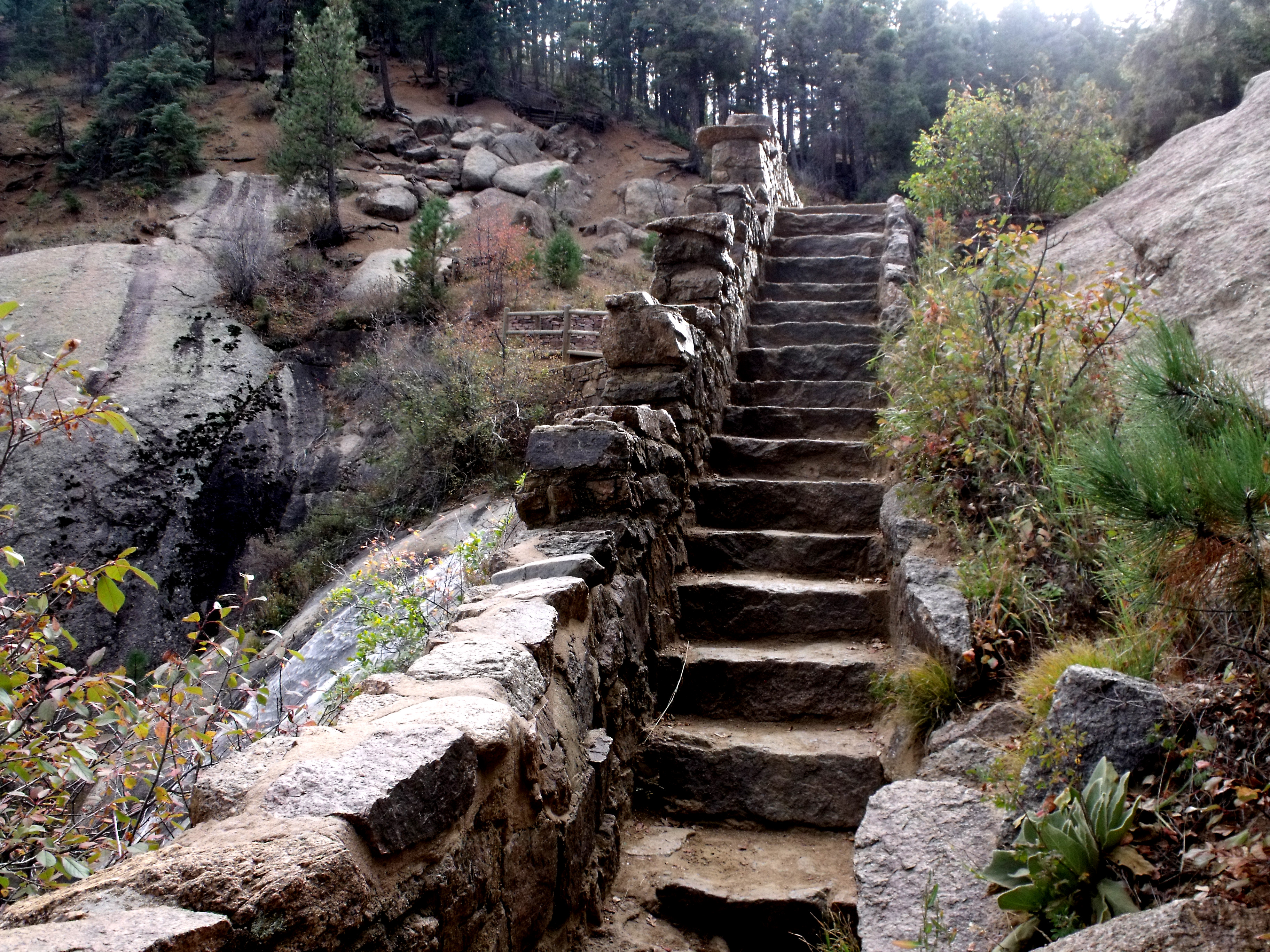 Free Things To Do Colorado Springs Helen Hunt Falls