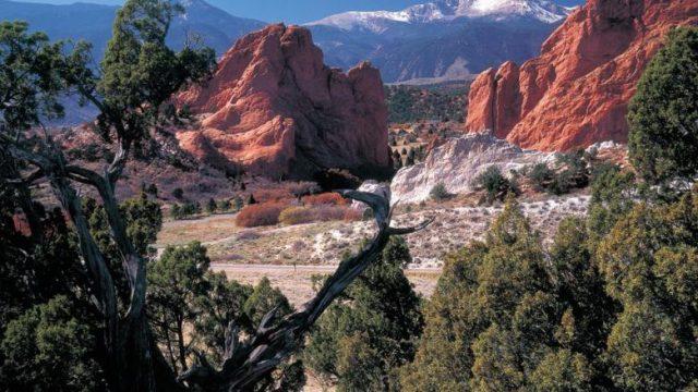 Colorado springs sights