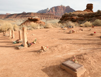 Haunted Utah Locations Grafton Photos