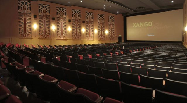 Haunted Utah Locations Scera Movie Theater Photos