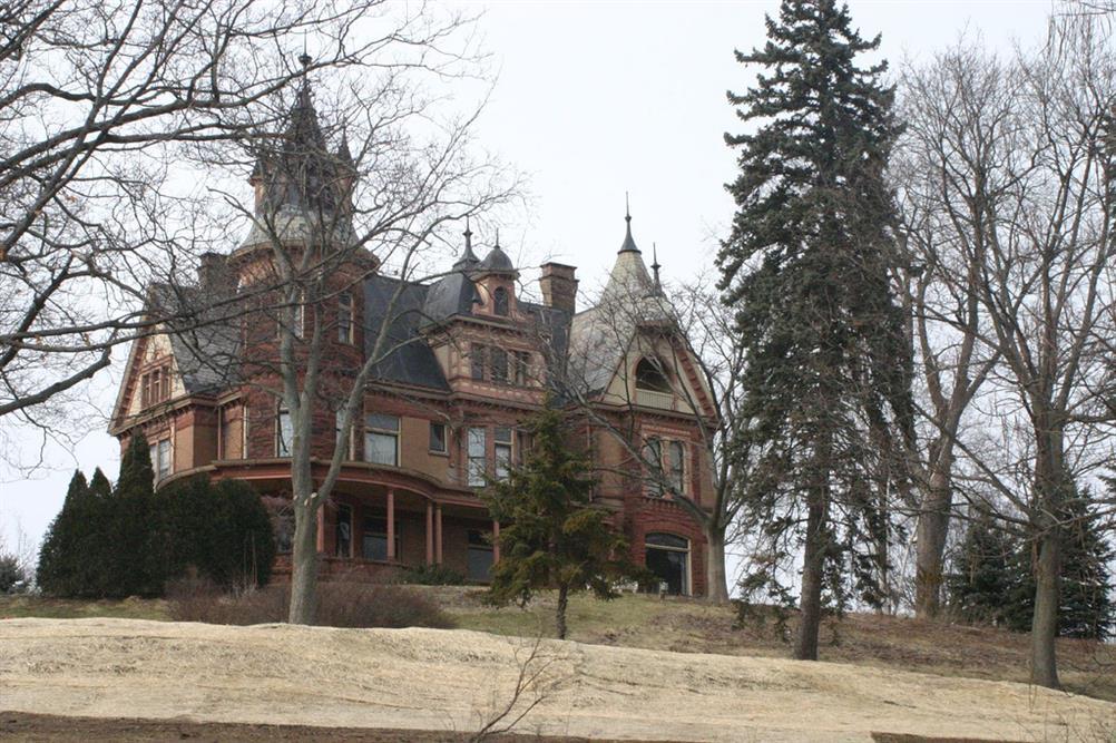 kalamazoo castle henderson haunted michigan houses places homes mi mansion flickr most creepy visit flavorverse haunt historic place