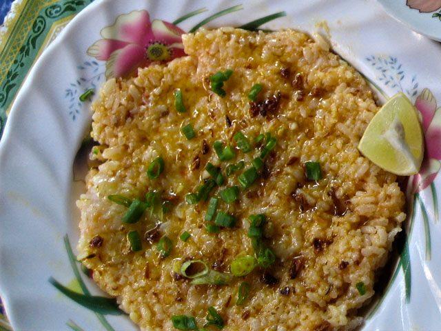 Htamin Jin Famous Burmese Food Images