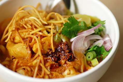 Picture of Khao Soi Burmese Foods