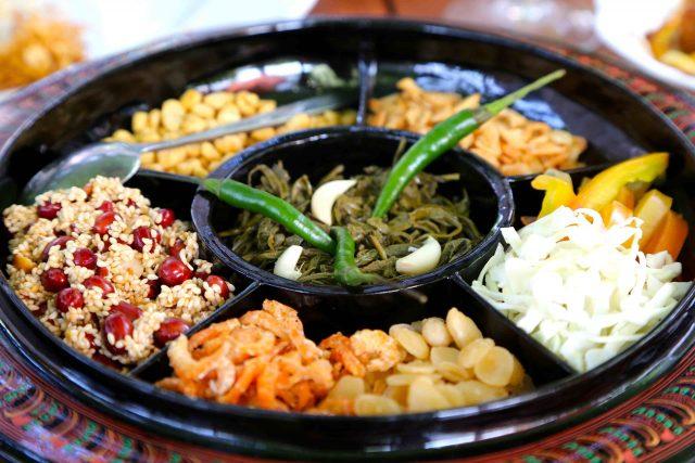 Image of Laphet Thoke Best Burmese Food