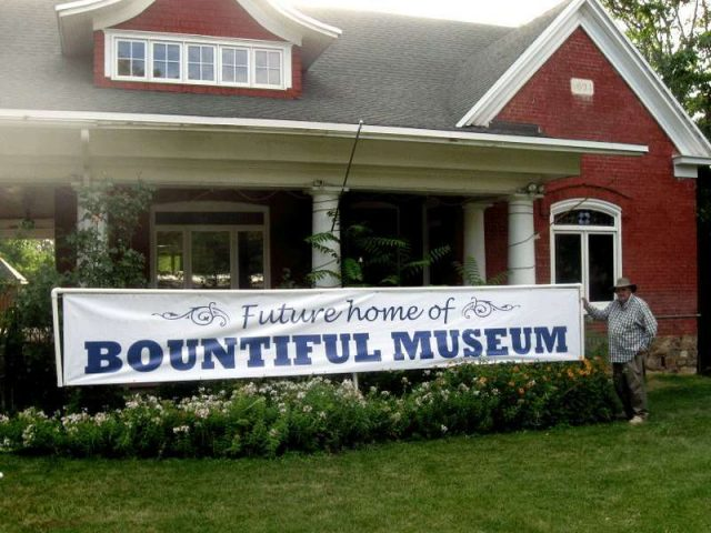 Old Bountiful Museum Images