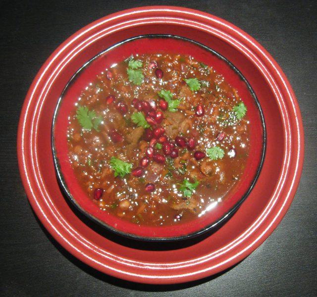 Āsh-E Anār Ash Iranian Food