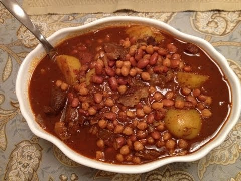 Abgoosht Dizi Iranian Food