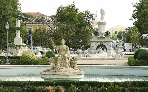 Aranjuez Gardens