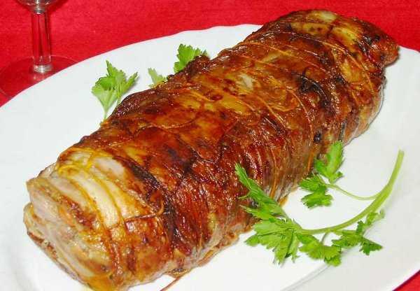Arrollado De Chancho Chilean Traditional Foods Photos