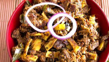Beef Kurumulakittathu Kerala Recipe for Dinner