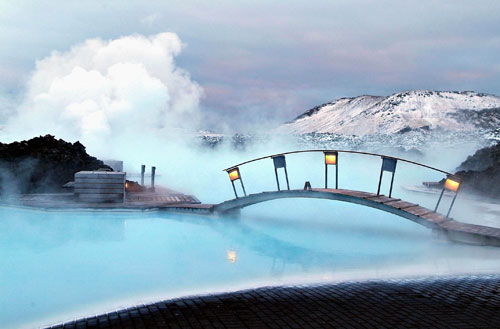 Blue Lagoon Icelandic Hot Springs
