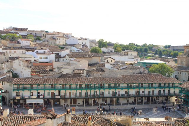 Chinchon Madrid Day Trip