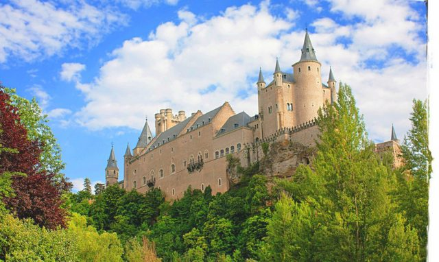 Day Trips Segovia Alcazar Day Trip