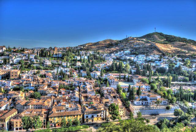Day trip to Granada