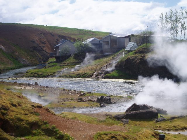 Geothermal Park Iceland Hotsprings