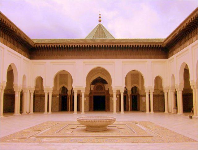 Grand Mosque Granada