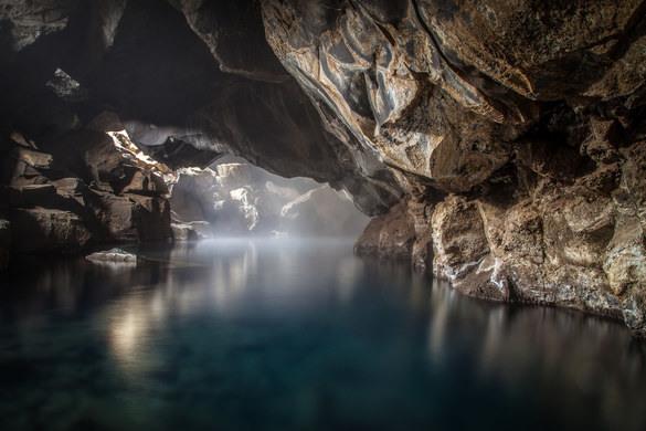 Grjotagja Icelandic Hot Springs