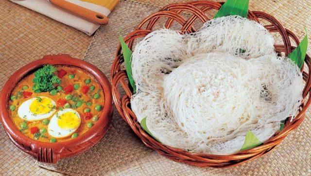 Iddayappam Special Food of Kerala