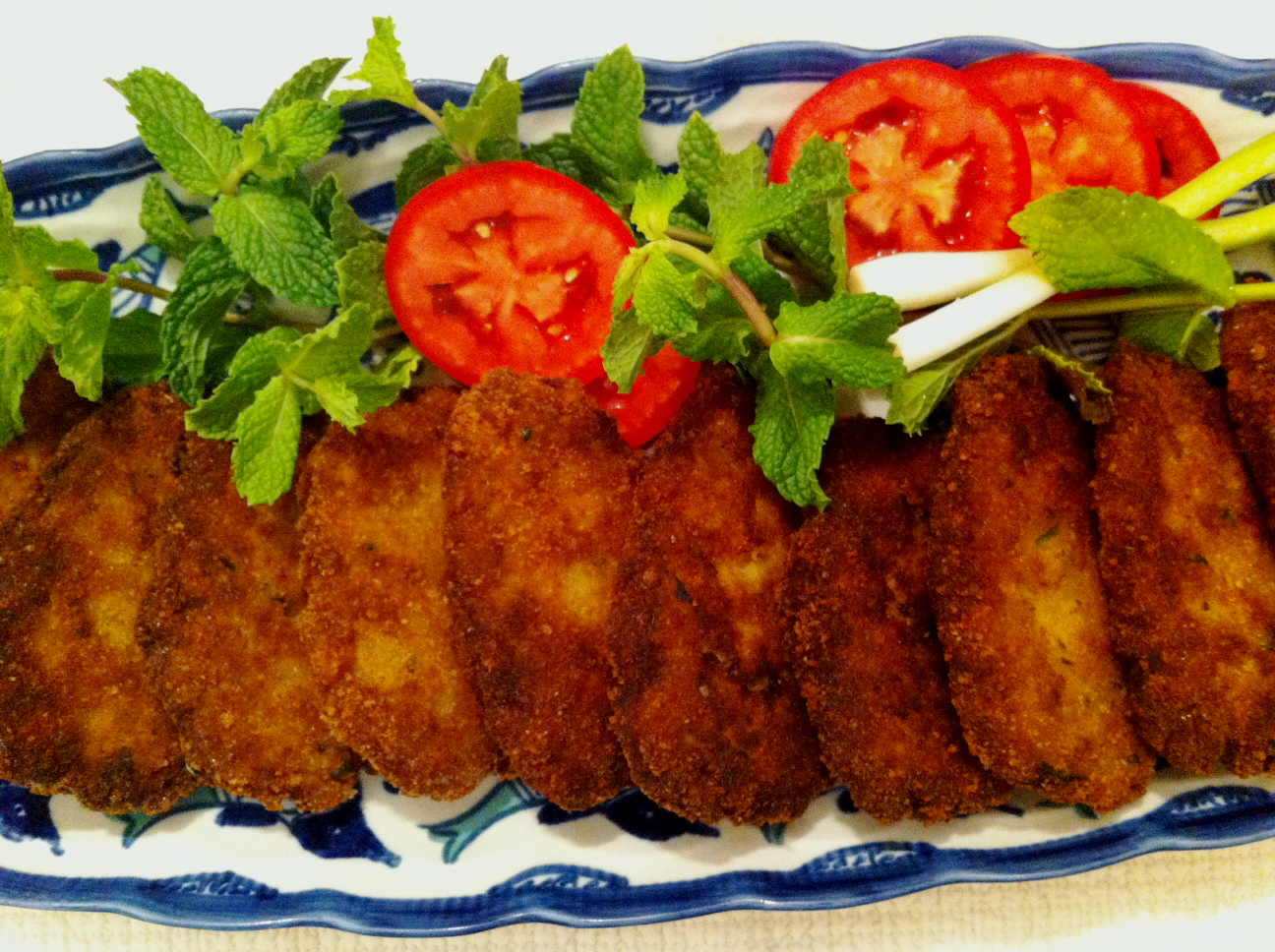 How To Make Kotlet Persian Food