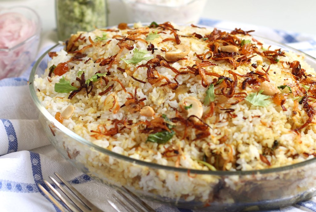 14 mouth watering must eat foods of kerala flavorverse kozhikode biriyani a kerala wedding cuisine forumfinder Gallery