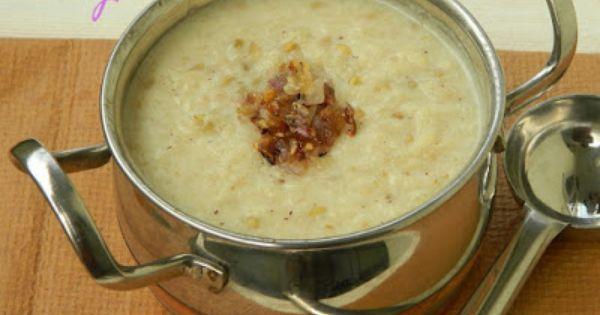Kurumulaku Kanji Kerala Food Snacks