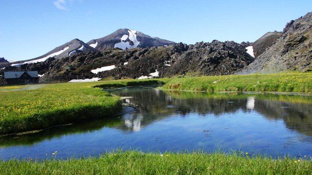Landmannalaugar Hot Springs Iceland