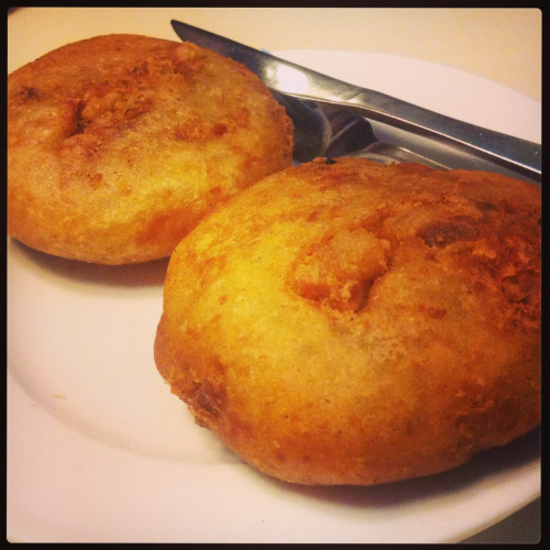 Milcaos Chilean Breakfast Food Photos