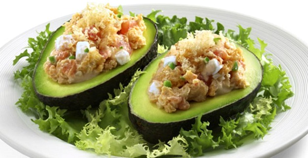 Palta Reina Authentic Chilean Food Images