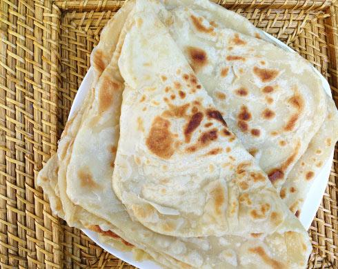 Sabaayad Somali Breakfast Food
