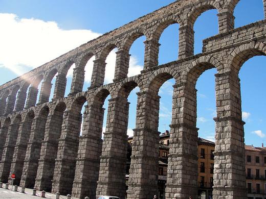 Segovia Aqueduct Daytrip