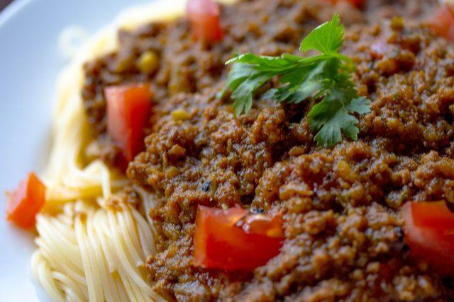 Suugo Suqaar Food in Somalia