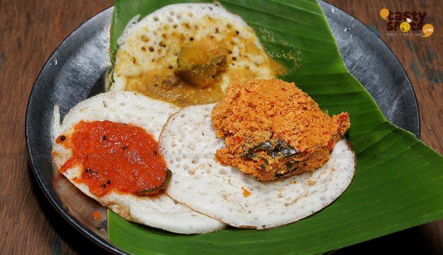 Thattu Dosa A Kerala Street Food