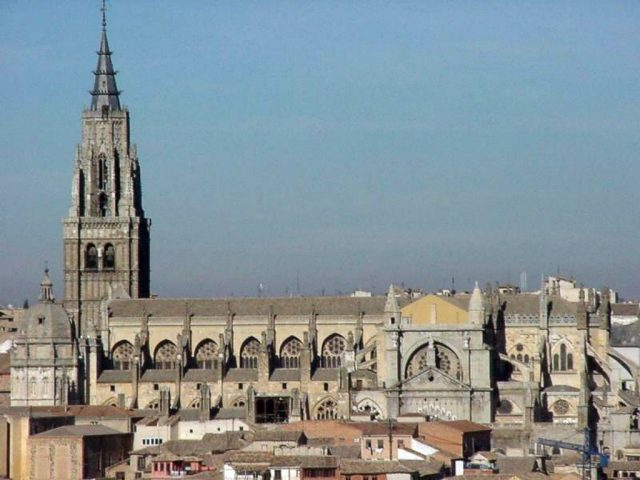 Toledo Cathedral Day Trip