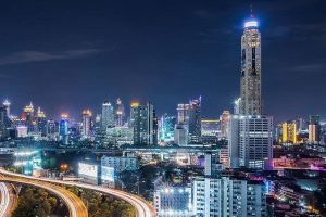 World's Sixth Tallest Hotel Baiyoke Tower II