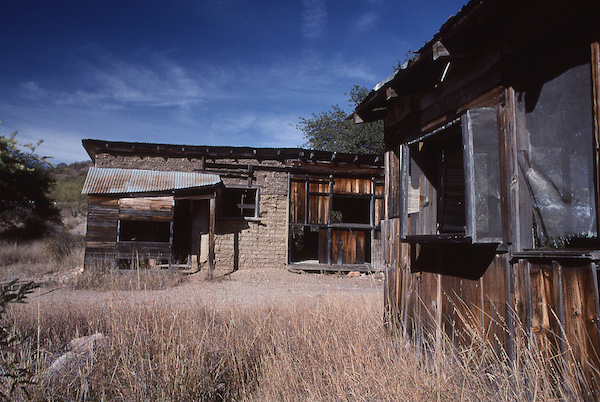 Arizona Ghost Town Ruby