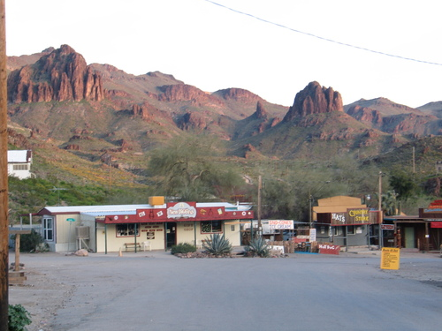 Arizona Ghost Towns Oatman