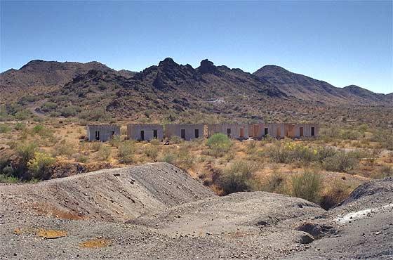 Best Arizona Ghost Towns Swansea