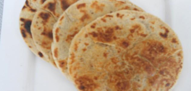 Bhakri Famous Gujarati Food