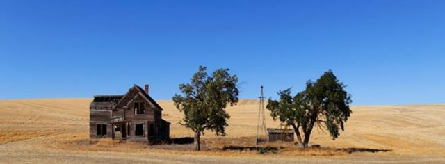 Central Oregon Ghost Towns