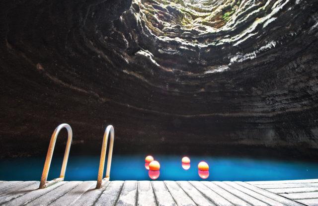 Crater Hot Springs Utah